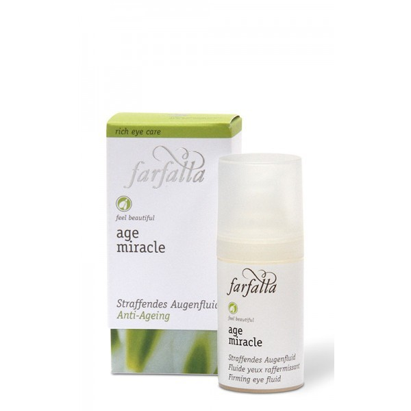 Farfalla Age Miracle Straffendes Augenfluid 15ml