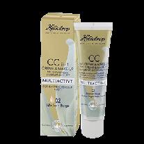 Heliotrop Multiactive 2in1 Creme & Make up Beige 30ml