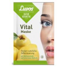 Luvos Creme-Maske Vital, 2x7,5ml