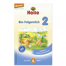 Holle Folgemilch 2 600g