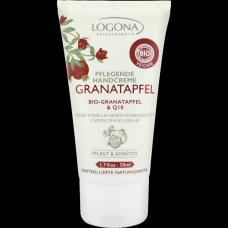 Logona Handcreme Granatapfel + Q10  50ml