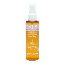 Cattier Trockenöl Spray Kamelie Argan  100ml