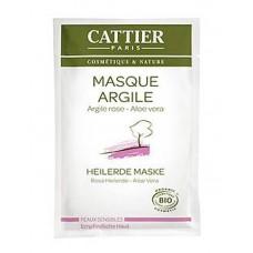 Cattier Sachet Rosa Heilerde Maske  12,5ml