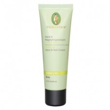 Primavera Hand- & Nagelpflegebalsam Bio Ingwer & Limette, 50 ml