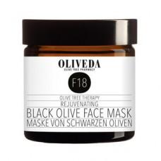 F18 Maske schwarze Oliven - Rejuvenating 60ml