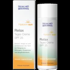 Hildegard Braukmann Hyaluron Sun Relax Tagecreme SPF 25 50ml