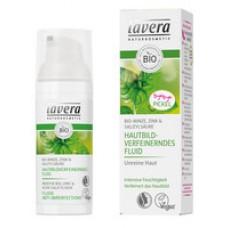 Lavera Hautbildverfeinerndes Fluid Minze
