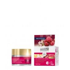 Lavera Regenerierende Nachtpflege Cranberry-Arganöl