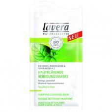 Lavera Hautklärende Reinigungsmaske Minze  10ml