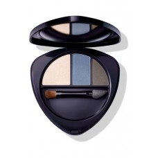 Dr Hauschka Eye Shadow Trio 01 sapphire 4,4 g