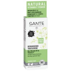 Sante  Beruhigende Tagescreme Bio-Mandel-Öl & Vitamin F50ml