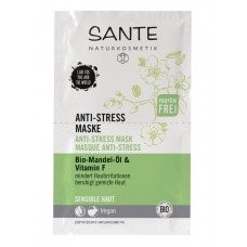 Sante  Anti-Stress Maske Bio-Mandel-Öl & Vitamin F 8ml