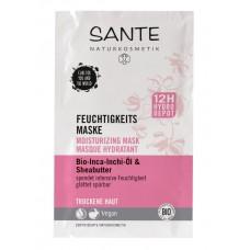 Sante  Feuchtigkeits Maske Bio-Inca-Inchi-Öl & Sheabutter 8ml