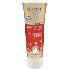 Sante Nightcream Granatapfel & Marula  75ml